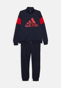 adidas Performance - Tracksuit - dark blue/red - 0