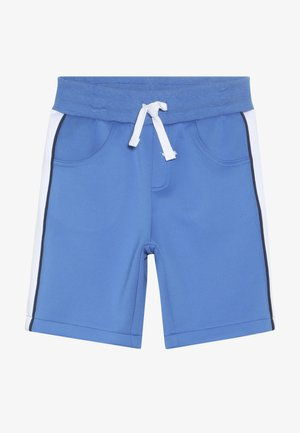 BERMUDAS BAND EFFECT - Tracksuit bottoms - blue