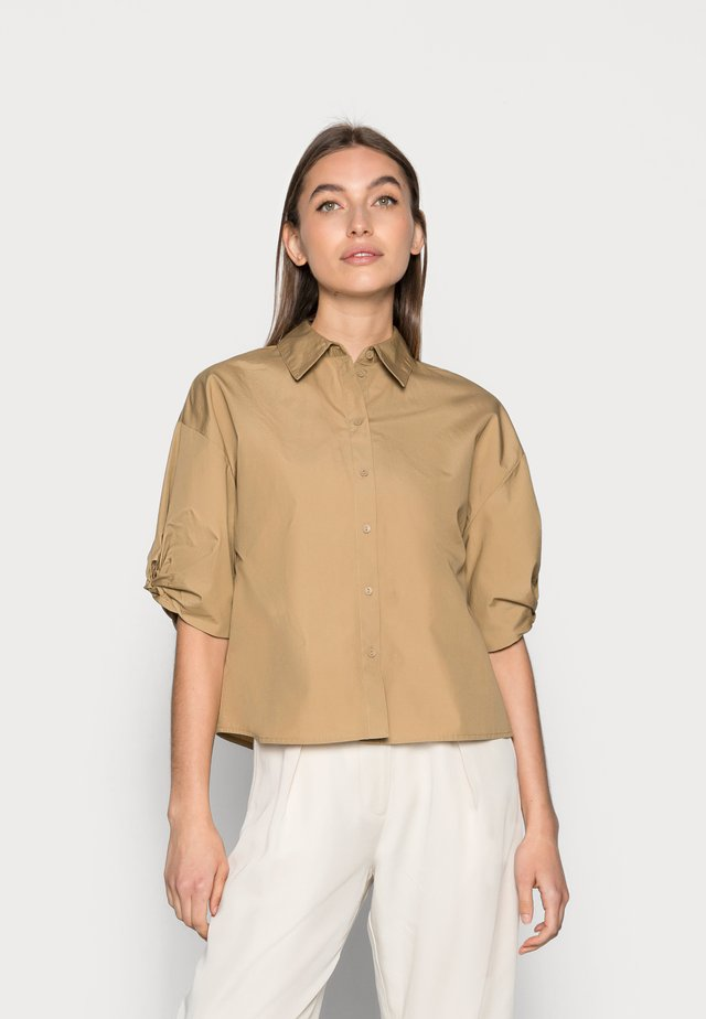 SLFLILO - Button-down blouse - kelp