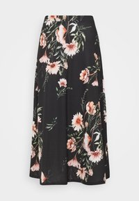 Anna Field - Maxi sukně - black/multicoloured - 5
