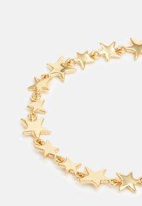 Rebecca Minkoff - SCATTERED STARS ADJUSTABLE BRACELET - Orecchini - gold-coloured - 2