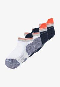 camano - ONLINE CHILDREN FASHION 4 PACK - Ponožky - blue - 2