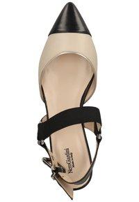 NeroGiardini - Slingback ballet pumps - nero - 1