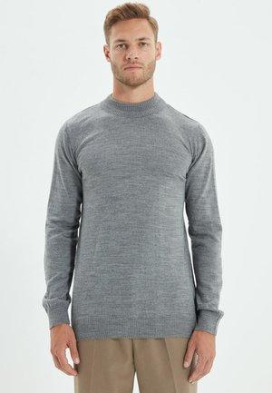Collegepaita - grey