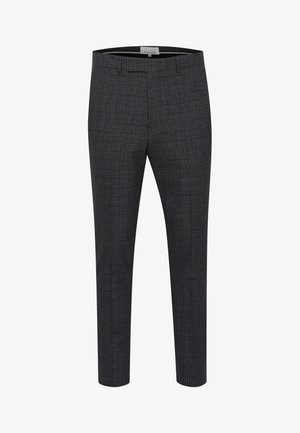PATRIK SMALL CHECKED PANTS - Bukser - navy blazer