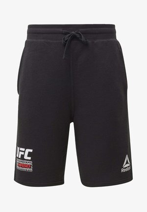 UFC FG FIGHT WEEK SHORTS - Sports shorts - black
