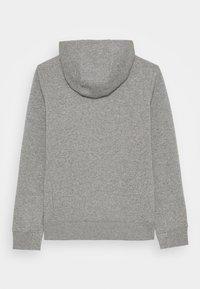 Nike Sportswear - Jersey con capucha - carbon heather/light zitron - 1