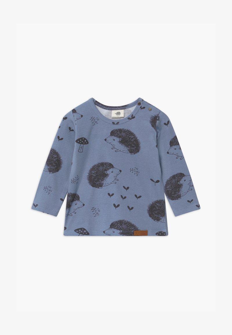 Walkiddy - HAPPY HEDGEHOGS BABY UNISEX - Long sleeved top - blue