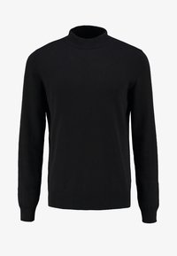 Pier One - Strickpullover - black - 3