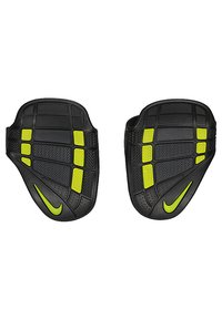 Nike Performance - ALPHA TRAINING GRIP - Protection - black/dark charcoal/atomic green - 1