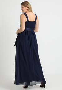 Dorothy Perkins Curve - NATALIE MAXI - Occasion wear - navy - 2