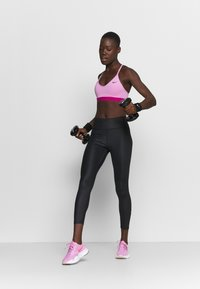 Nike Performance - ONE 7/8  - Leggings - black/smoke grey - 1