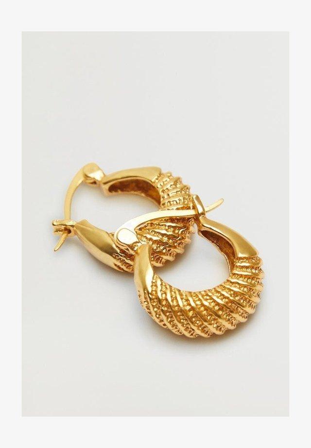 AMYS - Oorbellen - gold