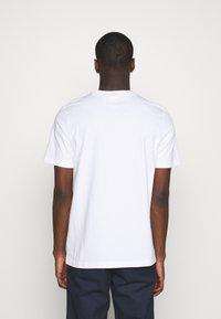 adidas Originals - Print T-shirt - white - 2