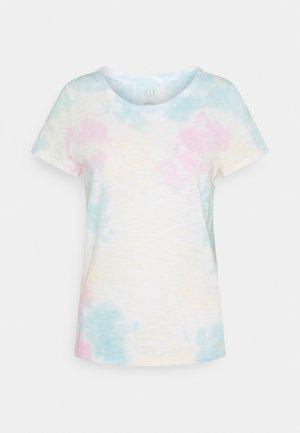 FOREVERSOFT CREW - Print T-shirt - multi