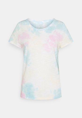 FOREVERSOFT CREW - T-shirts med print - multi