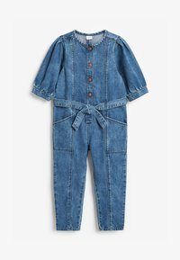 Next - Jumpsuit - blue denim - 0