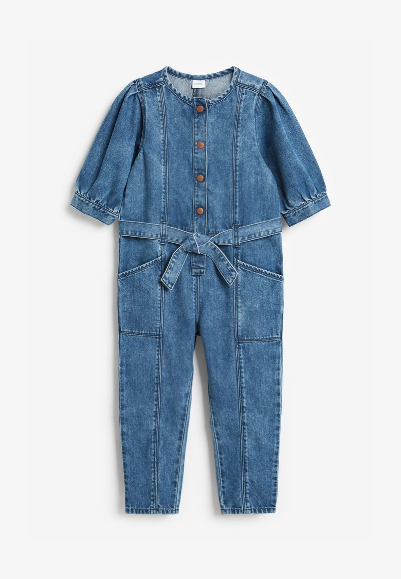 Next - Jumpsuit - blue denim