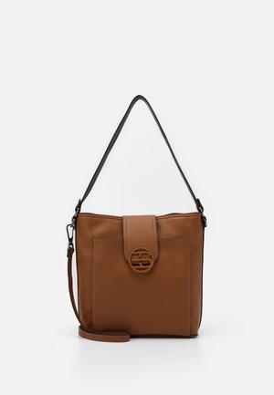 FRAN  - Handbag - toffee