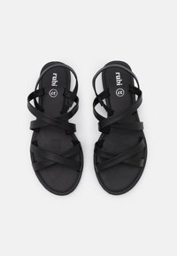 Rubi Shoes by Cotton On - LUCY STRAPPY SLINGBACK - Sandales - black - 5