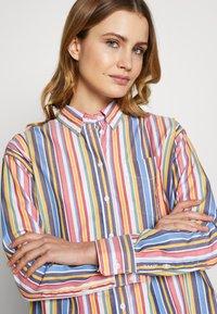 GANT - STRIPE - Button-down blouse - warm sun - 3