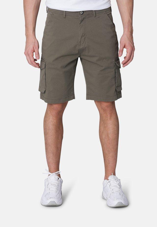 GLENMORE  - Shorts - burnt olive