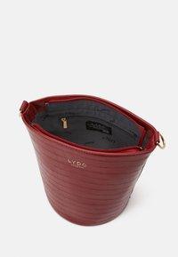 LYDC London - Handbag - dark red - 2