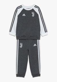 adidas Performance - JUVE - Dres - dark grey heather/cream white - 0