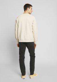 Weekday - SUNDAY - Straight leg jeans - tuned black - 2