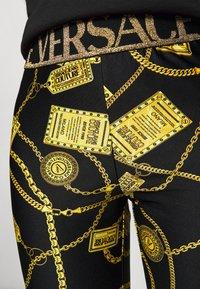 Versace Jeans Couture - Leggings - Trousers - black - 5
