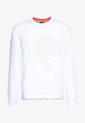 SALBO - Sweatshirt - white
