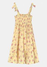 GAP - GIRL MIDI DRESS  - Day dress - yellow - 1