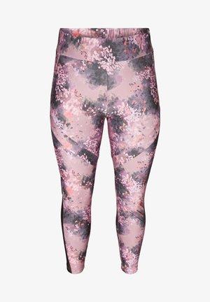 Leggings - soft blossom print