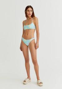 PULL&BEAR - Bikini top - lilac - 1