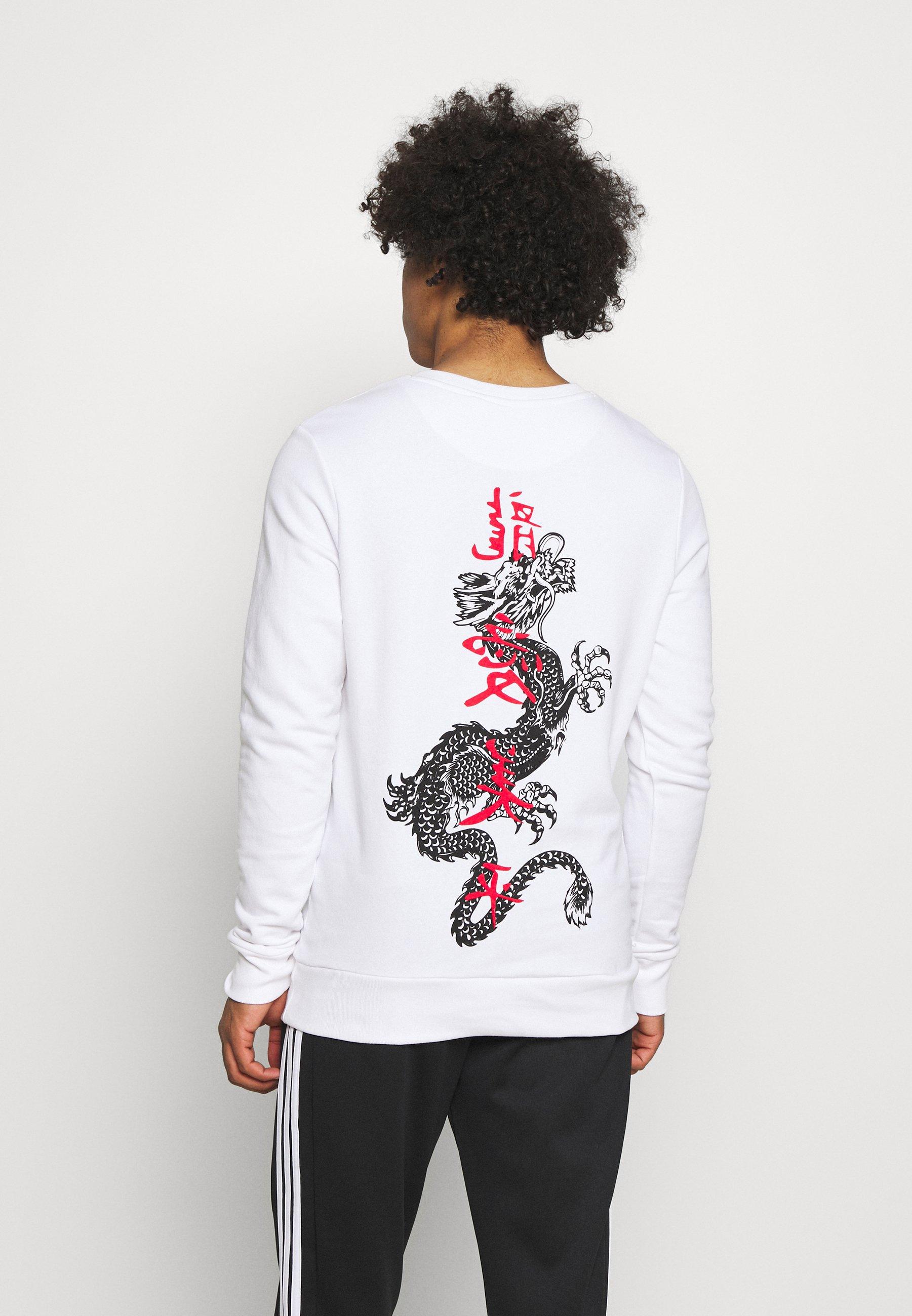 Men FIRE - Sweatshirt