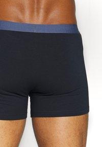 Pier One - 5 PACK - Panties - blue/dark blue - 3