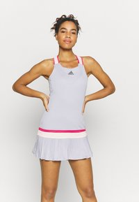 adidas Performance - PRO HEAT SPORTS SLIM DRESS SET - Sports dress - glow grey - 0