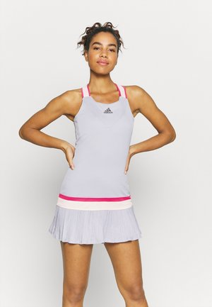PRO HEAT SPORTS SLIM DRESS SET - Jurken - glow grey