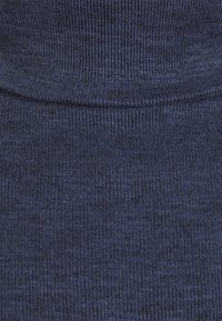 Abercrombie & Fitch - TURTLE NECK - Pullover - navy - 2