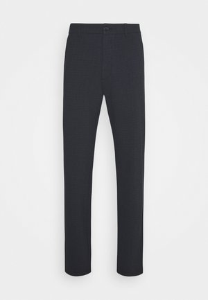 UGGE - Trousers - dark navy melange