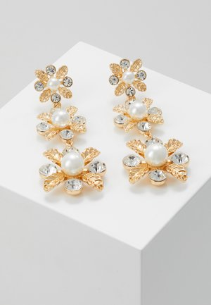 ONLCALLIE EARRING - Oorbellen - gold-coloured