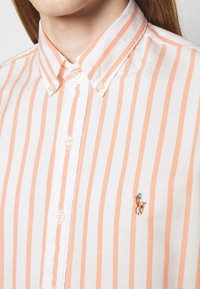 Polo Ralph Lauren - OXFORD - Shirt - orange/white - 5