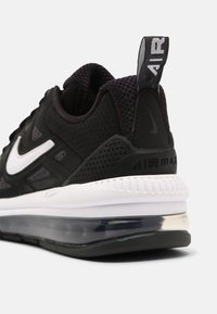 Nike Sportswear - AIR MAX GENOME UNISEX - Trainers - black/white/anthracite - 6