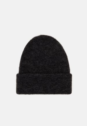 SUMMIT HAT - Mössa - dark grey melange