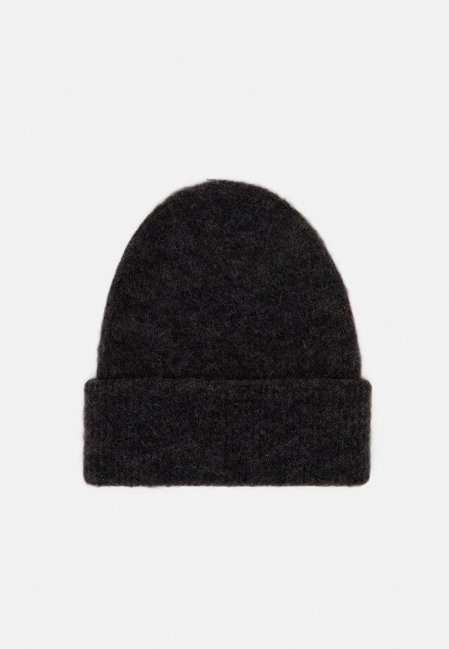 SUMMIT HAT - Gorro - dark grey melange