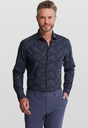 EXAN - Shirt - navy