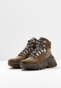 GARMENT PROJECT - Ankelboots - army - 4