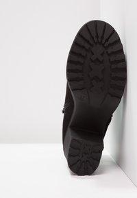 H.I.S - Kotníková obuv - black - 4
