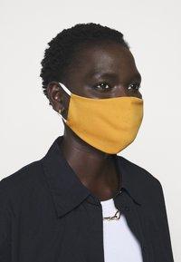 Even&Odd - 3 PACK - Community mask - orange/black/red - 1