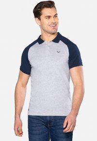 Threadbare - THREADBARE POLO SHIRT FRANCIS 3ER PACK - Polo shirt - mehrfarbig - 0